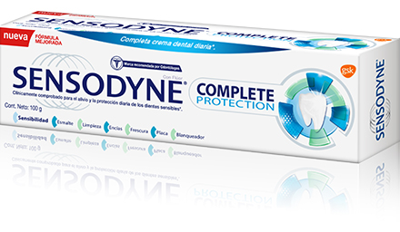 Sensodyne® | Complete Protection